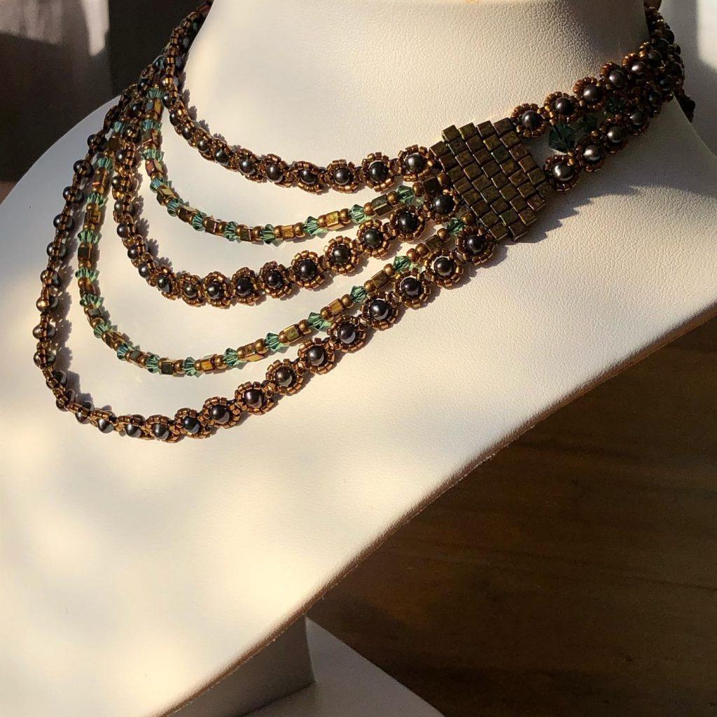 Original bead jewellery