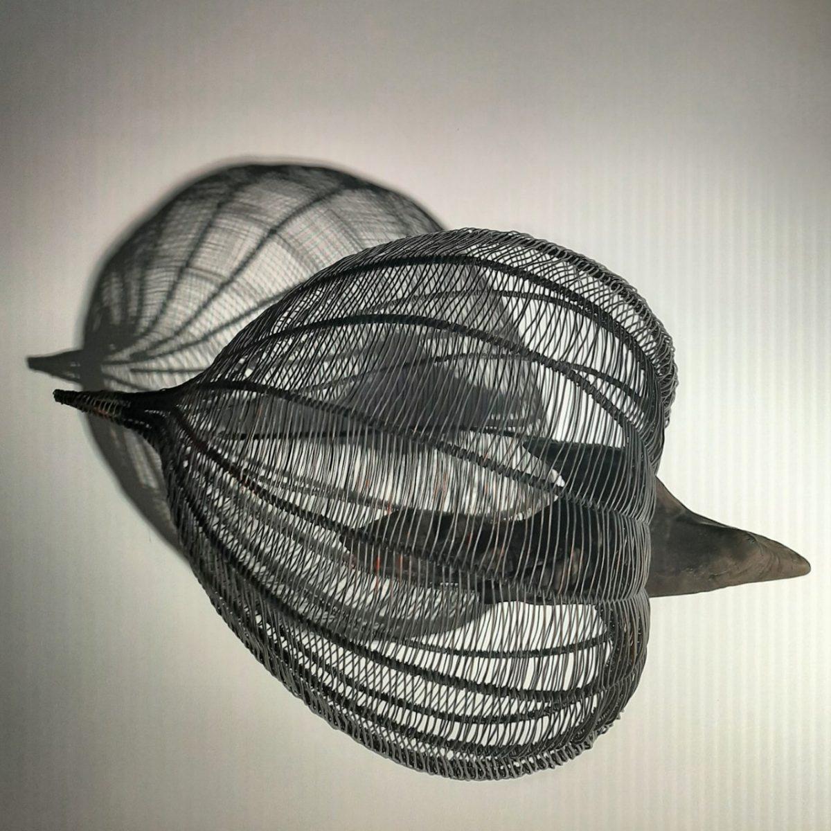 Sculpture by Jasmine Clark